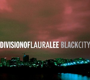 Division Of Laura Lee- Black City CD (Sale price!)
