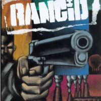 Rancid- S/T LP