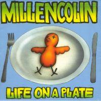 Millencolin- Life On A Plate LP (Ltd Ed Green Vinyl)