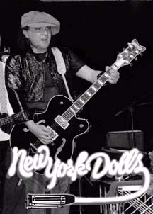 New York Dolls- Pre Crash Condition, Live From Royal Festival Hall 2004 DVD (Sale price!)