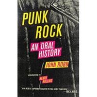 Punk Rock, An Oral History (Book)