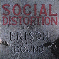 Social Distortion- Prison Bound LP