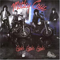 Motley Crue- Girls Girls Girls LP