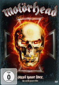 Motorhead- Steal Your Face, The Early Years Live DVD (Sale price!)