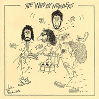Who- The Who By Numbers LP