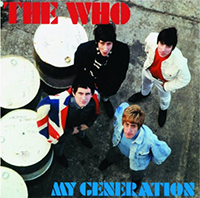 Who- My Generation LP