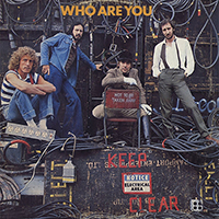 Who- Who Are You? LP