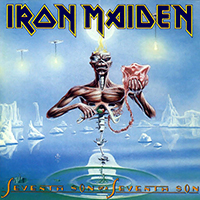 Iron Maiden- Seventh Son Of A Seventh Son LP (180gram Vinyl)