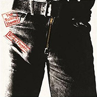 Rolling Stones- Sticky Fingers LP