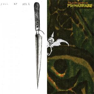 Full Of Hell / Psywarfare- Split LP (Sale price!)