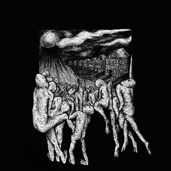 Pharaoh- Negative Everything LP (Orange & Black Swirl Vinyl) (Sale price!)
