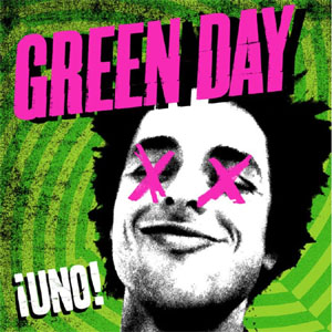Green Day- Uno! LP
