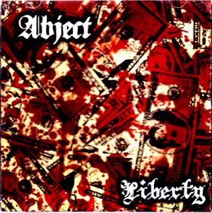 Abject- Liberty CD (Sale price!)