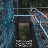 "Duesenjaeger / Countdown To Armageddon- Split 7"" (Sale price!)"