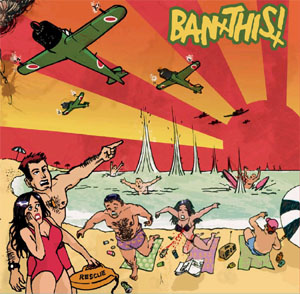 BANxTHIS!- S/T LP