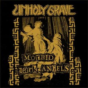 Unholy Grave / Tersanjung 13- Split LP