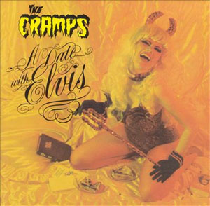 Cramps- A Date With Elvis LP (Color Vinyl) (Import)