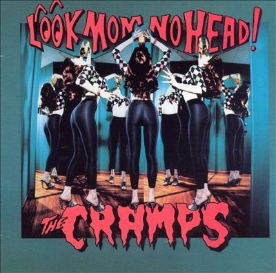 Cramps- Look Mom No Head! LP