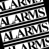 "Alarms- S/T 7"" (Sale price!)"