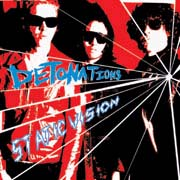 Detonations- Static Vision CD (Sale price!)