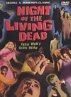 Night Of The Living Dead DVD (Sale price!)