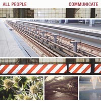All People- Communicate LP (Sale price!)