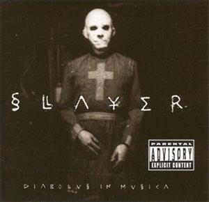 Slayer- Diabolus In Musica LP (180gram Vinyl)
