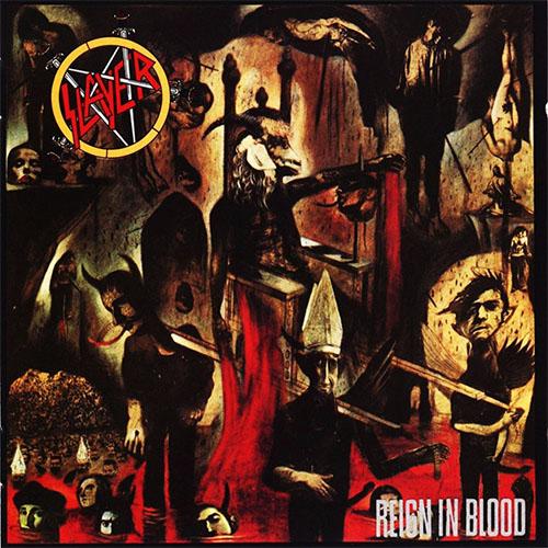Slayer- Reign In Blood LP (180gram Vinyl)
