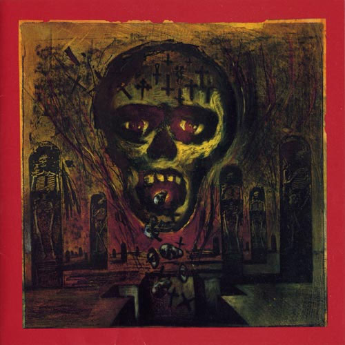 Slayer- Seasons In The Abyss LP (180gram Vinyl)