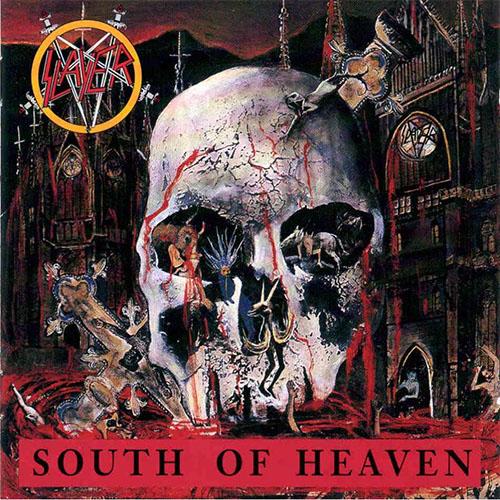 Slayer- South Of Heaven LP (180gram Vinyl)