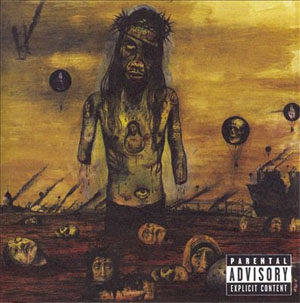 Slayer- Christ Illusion LP (180gram Vinyl)
