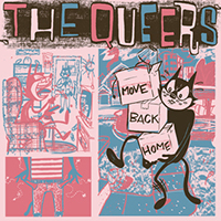 Queers- Move Back Home LP