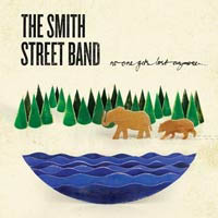 Smith Street Band- No One Gets Lost Anymore LP (Split Green/Clear Vinyl)