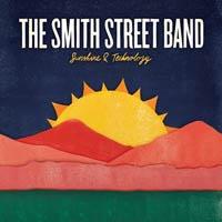 Smith Street Band- Sunshine & Technology LP (Red/Blue Split Vinyl)