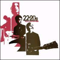 22-20s- S/T CD (Sale price!)
