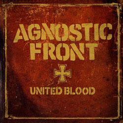 "Agnostic Front- United Blood 7"""