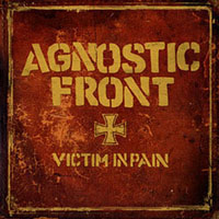 Agnostic Front- Victim In Pain LP (Grey Marble Vinyl)