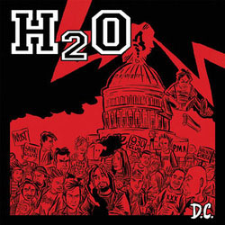 "H2O- DC 7"" (Sale price!)"