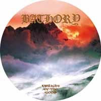 Bathory- Twilight Of The Gods Picture Disc LP (Sale price!)
