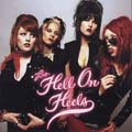 Les Hell On Heels- S/T CD (Sale price!)