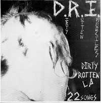 DRI- Dirty Rotten LP