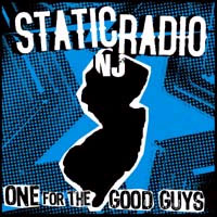 Static Radio NJ- One For The Good Guys CD (Sale price!)