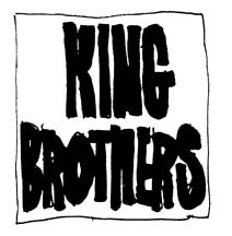 King Brothers- S/T LP (Sale price!)