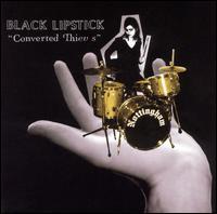 Black Lipstick- Converted Thieves CD (Sale price!)