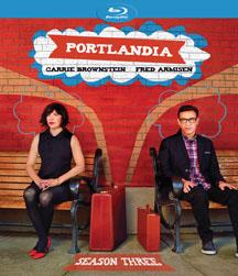Portlandia- Season 3 Blu-Ray (Sale price!)
