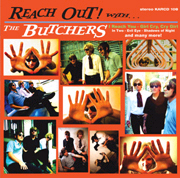 Butchers- Reach Out! CD (Sale price!)
