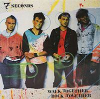 7 Seconds- Walk Together Rock Together LP