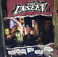 Unseen- The Anger And The Truth LP
