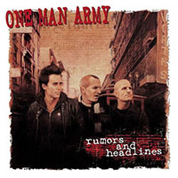 One Man Army- Rumors And Headlines LP