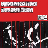 Alkaline Trio / One Man Army- BYO Records Split Series Volume V LP